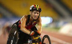 Belga campeã do atletismo pensa em eutanásia após a Paralimpíada do Rio…
