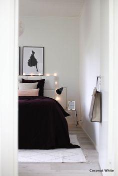 Elloksen uusi Home Vintage-kokoelma ja syksy saapui makuuhuoneeseen | Coconut White