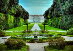 Royal Palace of Caserta - Italy   Visited this two years ago. Husband's family and some of my family came from this town. Beautiful