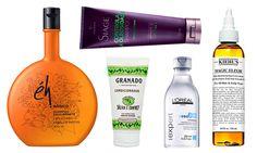 Cabelos oleosos e mistos: produtos para equilibrar e limpar os fios