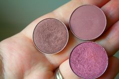 On The Dressing Table: Current favourite MAC Eyeshadows - Haux, Star Violet & Twinks