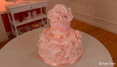 Cake design by Italian chef Renato.I love Italy