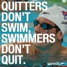Swim Quotes. I will get a medal some day. I was one place away! I will get one!!!