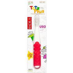 Radius Totz Plus Toothbrush for Ages 3+