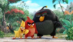 Angry Birds movie!
