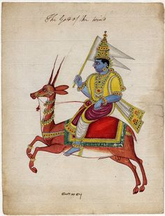 gazelle in Indian mythology - Google Search
