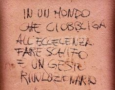 Star Walls - Scritte sui muri. — Azione sovversiva Badass Quotes, Best Quotes, Word Pictures, Funny Pictures, Wall Quotes, Life Quotes, Feelings Words, Images And Words, Sarcastic Quotes