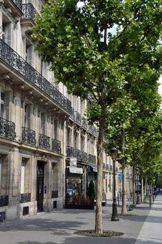 Faubourg-du-Roule, Paris