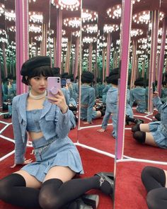 South Korean Girls, Korean Girl Groups, The Girl Who, My Girl, Walpurgis Night, Gfriend Sowon, Jung Eun Bi, Cloud Dancer, Looks Chic