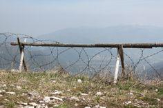 Reticolati di prima linea - Monte Palon