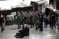 Informe: Israel propone que OLP forme policía propia en Jerusalem Este