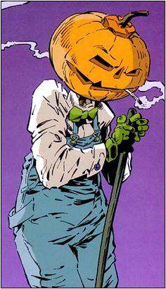 Mervyn Pumpkinhead from Neil Gaiman's Sandman