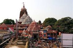 "Jagannath Puri Temple State: Odisha, India Languages spoken: Odiya(General), Bengali, Telugu, Hindi, English Best Season: During Car Festival (June-July), October to February Temperature: Summer : Max- 39.9°C Min- 20.0°C, Winter: Max/ Min-17.1°C Jagannath Puri is connected by Air, Rail and Road. Air State Capital Bhubaneswar is the nearest Airport otherwise known as ""Biju Pattnaik Airport"". The distance is 65 K.Ms from Puri and can be covered in an hour by car. Indian Air lines operates…"