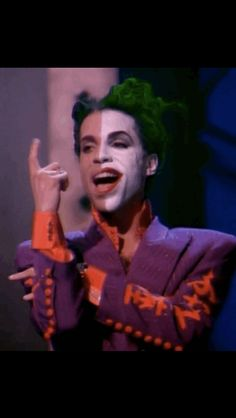 Prince during the Batman days