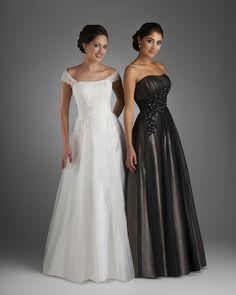 Astra Formal - Bonny 7239 | Size 10 Black over Fuchshia One Shoulder Wedding Dress, Size 10, Shape, Formal, Wedding Dresses, How To Wear, Black, Fashion, Preppy