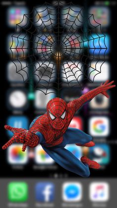 Spiderman iPhone 6