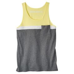 Mossimo Supply Co. Mens Tank Top - Bumble Bee