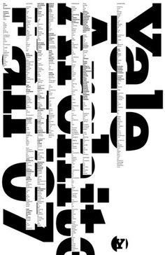 Yale School of Architecture, designed by Michael Bierut Jessica Svendsen Poster Design, Graphic Design Posters, Graphic Design Typography, Print Design, Poster Layout, Typo Poster, Typographic Poster, Typography Logo, Typographic Hierarchy