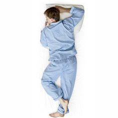 Este quiz te dirá algo bonito sobre ti según la posición en la que duermes