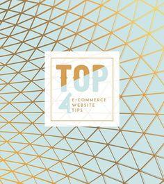 Top 4 E-commerce Website Tips http://ift.tt/1ZJrDyO #design #graphicdesign #webdesigner #design