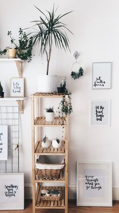 Home decor ideas for plant and art lovers #HomeDecorTipsWOW