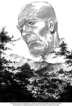 Vagabond 271: Within the Ring The Warrior who stands like a Mountain