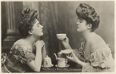 Find yourself a cup of tea; the teapot is behind you.  Now tell me about hundreds of things.  ~Saki