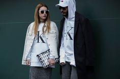 Milan Fashion Week FW16 Street Style | Highsnobiety