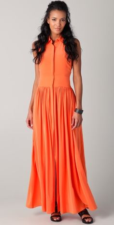 Adore this dress for anything and everything in Summer