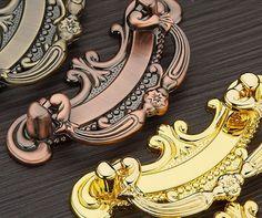 $53.19 (Buy here: https://alitems.com/g/1e8d114494ebda23ff8b16525dc3e8/?i=5&ulp=https%3A%2F%2Fwww.aliexpress.com%2Fitem%2F10Pcs-Lot-Classical-Antique-Copper-Furniture-Cabinet-Fitting-Shoe-Closet-Door-Handles-And-Knob-C-C%2F639649469.html ) 10Pcs/Lot Classical Antique Copper Furniture Cabinet Fitting Shoe & Closet Door Handles And Knob ( C:C:64MM  L:95MM ) for just $53.19
