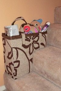 Make A Staircase Basket (pattern By Cozy Nest Design)