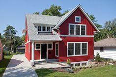 Urban farmhouse.  Refined LLC.