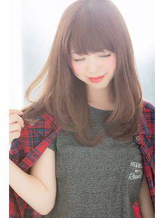 【Euphoria】女の子だけが使える不思議な魔法ワンカール♪by Ryo - 24時間いつでもWEB予約OK!ヘアスタイル10万点以上掲載!お気に入りの髪型、人気のヘアスタイルを探すならKirei Style[キレイスタイル]で。