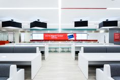 #interiors #office #design #workspace #interiordesign #officedesign #workenvironment #GSMA #TheInteriorsGroup