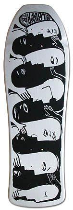 Disposable The Book    Model: Neil Blender    Artist: Neil Blender    Company: G Skateboards    Release Date: 1988