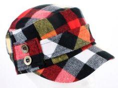 Chessboard Checkers Colorful Pattern Belt Buckle Cadet Hat Cap, Orange, Black NYGiftStop Cadet. $8.99