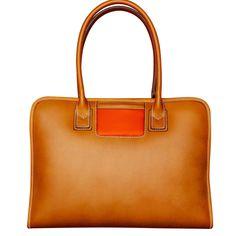eu.Fab.com | Cougar Laptop Bag Brown