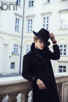 Beloved JJ bnt photoshoot in Vienna, Austria 2014 ❤️ JYJ Hearts