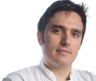 2012 #AFWFest The New Taste of Texas Guest Chef: Gabe Thompson