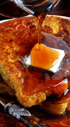 Best Ever Pumpkin Spice French Toast with Bourbon