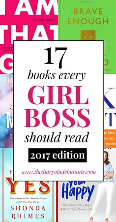17 of the best career books for female students and entrepreneurs to read in 2017