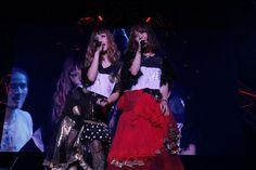 Yumi Yoshimura & Ami Onuki : Lo lamento. He estado sin noticias de Ami, ni de Yumi. Así que voy a dejar una imagen de una página, la cuál interactuó con Puffy AmiYumi.  ¡Qué lindas, ne!  ¡Saludos!   puffy_4ever
