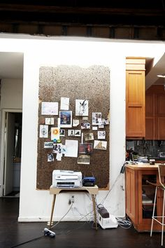 Bulletin Board (The Selby - Erin Wasson)