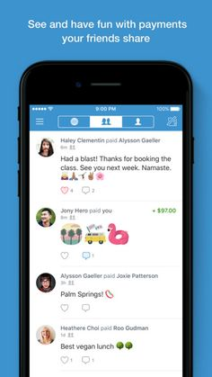 Finance | Investment Venmo by Venmo Check In App, Finance, Exploration, Having A Blast, Homescreen, Saving Money, Investing, Have Fun, Ui Ux