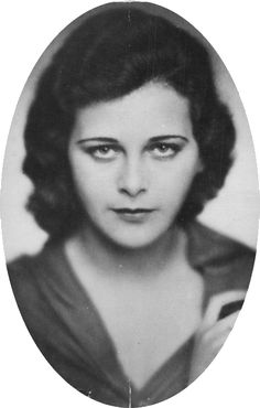 young hedy lamarr - Google Search