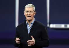 Apple's CEO: Pro-discrimination 'religious freedom' laws are dangerous.  & I don't have to buy his prying products.  I'm sick of Lefty telling us what to believe!