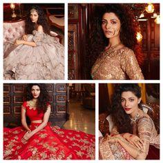Saiyami Kher Looks Stunning In This Bridal Avatar
