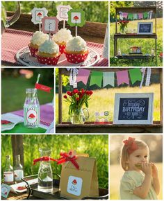 Watermelon Picnic Party - karas party ideas