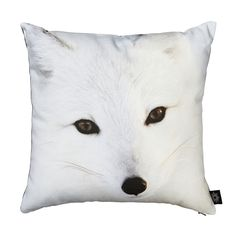 Baby Snow Fox Kids Cushion