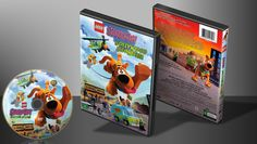 Scooby-Doo! - Hollywood Assombrada - Capa | VITRINE - Galeria De Capas - Designer Covers Custom | Capas & Labels Customizados